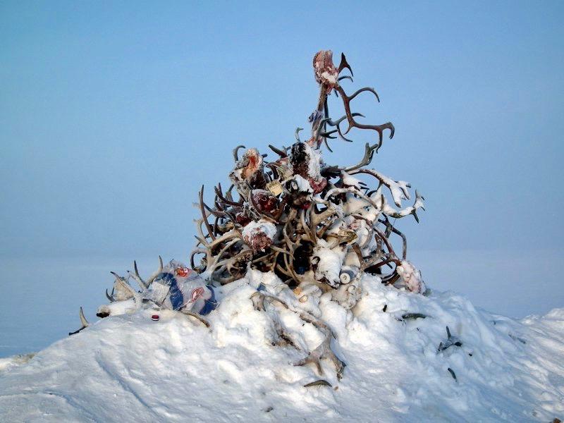 Nenets religion on the Yamal Peninsula