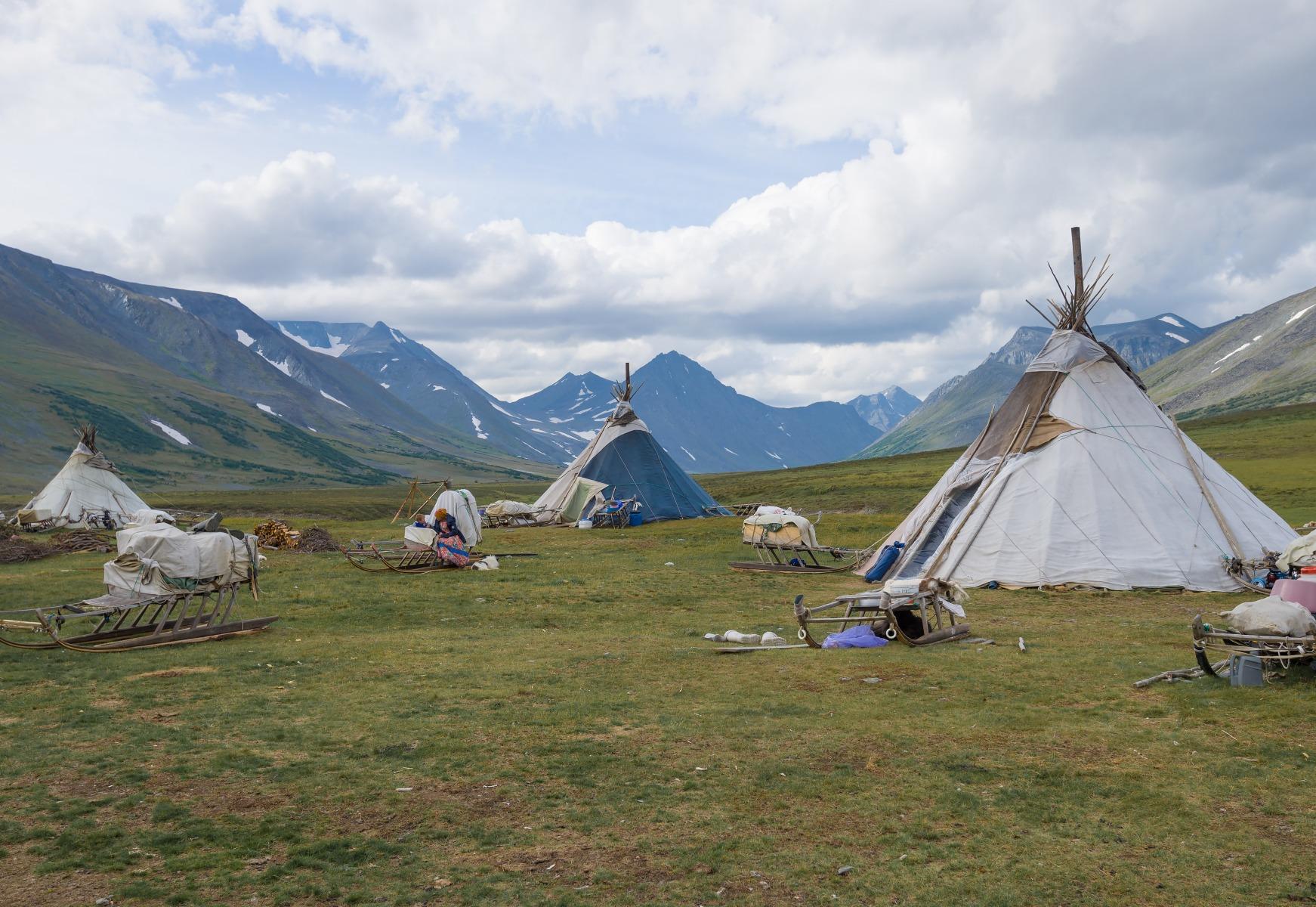 Polar Ural Mountains